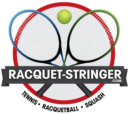 Restring your tennis racquets, racquetball racquets & squash racquets